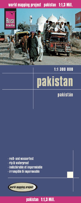 World Mapping Project Pakistan | Dodax.ch