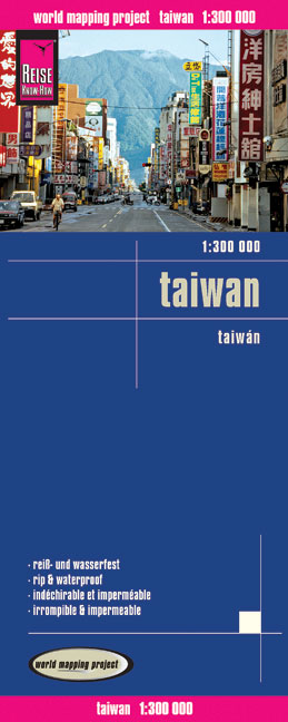 World Mapping Project Taiwan | Dodax.ch