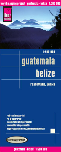 World Mapping Project Guatemala, Belize | Dodax.at