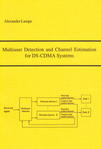 Multiuser Detection and Channel Estimation for DS-CDMA Systems | Dodax.ch