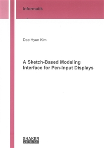 A Sketch-Based Modeling Interface for Pen-Input Displays   Dodax.ch