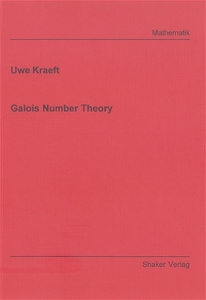 Galois Number Theory | Dodax.pl
