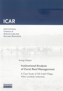 Institutional Analysis of Coral Reef Management | Dodax.ch
