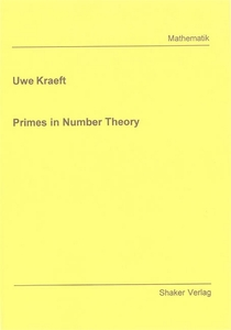 Primes in Number Theory | Dodax.ch
