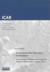 A Common Pool Resource in Transition | Dodax.ch