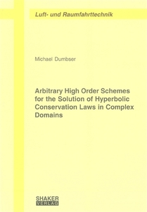 Arbitrary High Order Schemes for the Solution of Hyperbolic Conservation Laws in Complex Domains | Dodax.ch