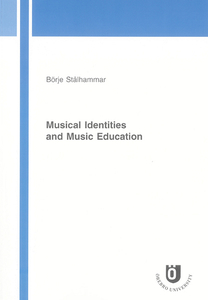 Musical Identities and Music Education   Dodax.ch