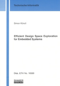 Efficient Design Space Exploration for Embedded Systems | Dodax.ch