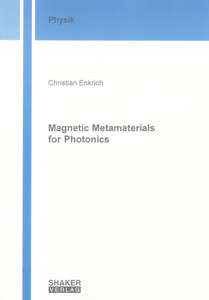 Magnetic Metamaterials for Photonics | Dodax.ch