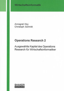 Operations Research 2   Dodax.pl