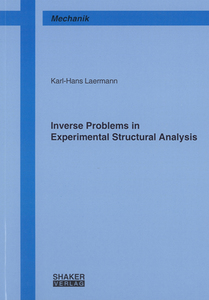 Inverse Problems in Experimental Structural Analysis | Dodax.ch