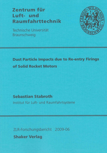 Dust Particle Impacts due to Re-entry Firings of Solid Rocket Motors | Dodax.ch