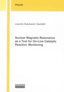 Nuclear Magnetic Resonance as a Tool for On-Line Catalytic Reaction Monitoring | Dodax.ch
