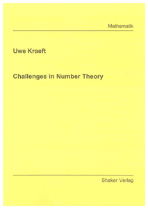 Challenges in Number Theory | Dodax.ch