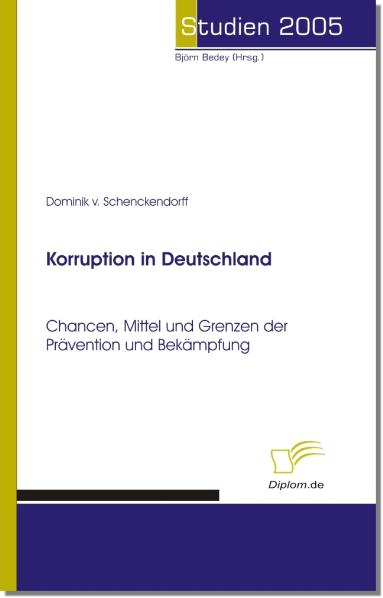 Korruption in Deutschland | Dodax.at