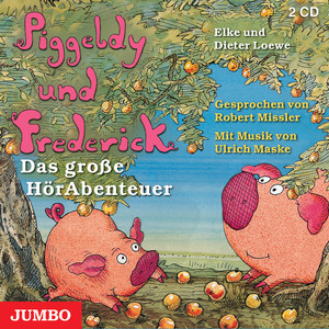 Piggeldy und Frederick, 3 Audio-CDs | Dodax.at