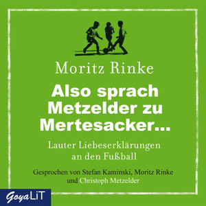 Also sprach Metzelder zu Mertesacker, 1 Audio-CD | Dodax.at