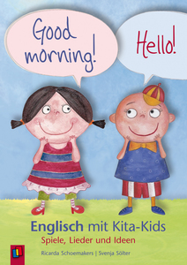 Good morning! Hello! - Englisch mit Kita-Kids | Dodax.de