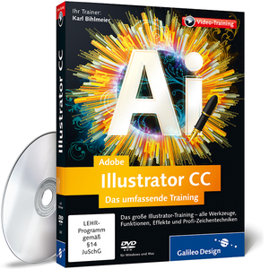 Adobe Illustrator CC, DVD-ROM | Dodax.at
