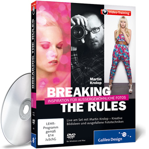 Breaking the Rules, DVD-ROM | Dodax.ch