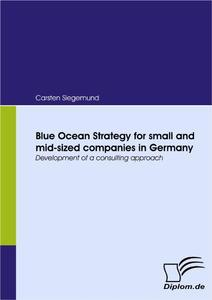 Blue Ocean Strategy for small and mid-sized companies in Germany | Dodax.ch