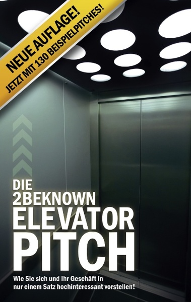 Die 2BEKNOWN Elevator Pitch | Dodax.pl