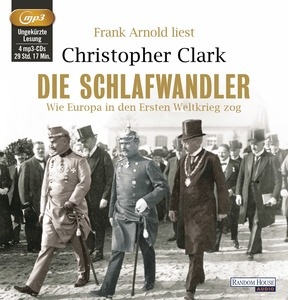 Die Schlafwandler, 4 MP3-CDs | Dodax.at