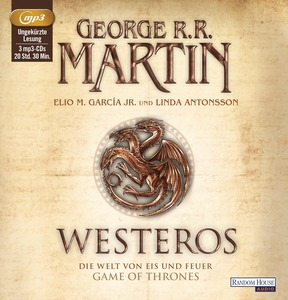 Westeros, 3 MP3-CDs | Dodax.at
