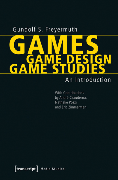 Games Game Design Game Studies | Dodax.ch