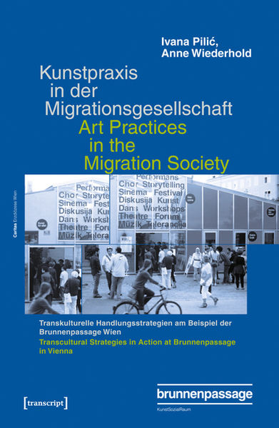 Kunstpraxis in der Migrationsgesellschaft. Art Practices in the Migration Society | Dodax.at