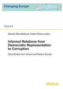 Informal relations from democratic representation to corruption | Dodax.pl