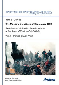 The Moscow Bombings of September 1999   Dodax.at