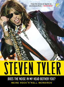 Steven Tyler - Does The Noise In My Head Bother You | Dodax.pl