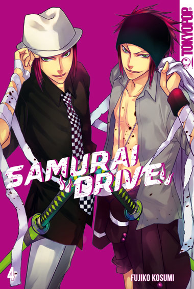 Samurai Drive. Bd.4 | Dodax.at