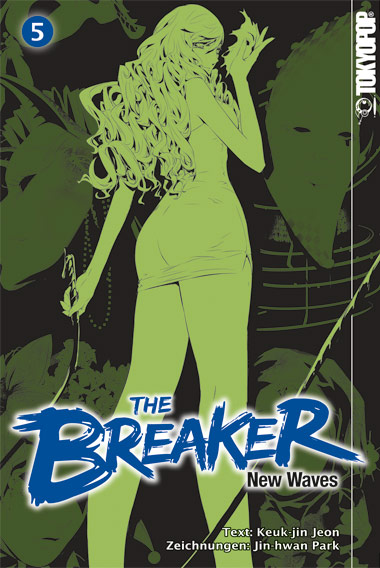 The Breaker - New Waves. Bd.5 | Dodax.de