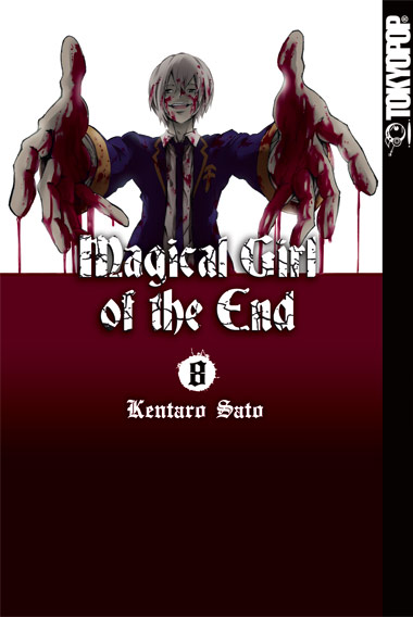 Magical Girl of the End. Bd.8 | Dodax.ch