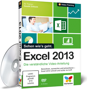 Excel 2013, DVD-ROM | Dodax.at