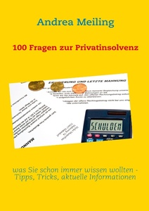 100 Fragen zur Privatinsolvenz | Dodax.co.uk