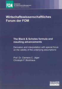 The Black & Scholes formula and resulting advancements | Dodax.ch