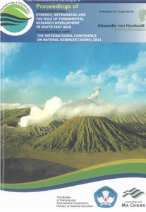 Proceedings of the International Conference on Natural Sciences (ICONS) 2011 | Dodax.ch