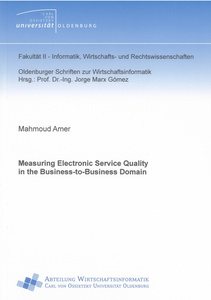 Measuring Electronic Service Quality in the Business-to-Business Domain | Dodax.ch