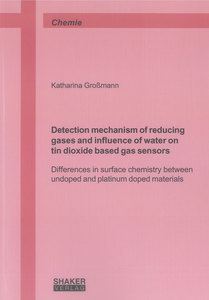 Detection mechanism of reducing gases and influence of water on tin dioxide based gas sensors   Dodax.ch