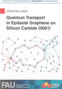 Quantum Transport in Epitaxial Graphene on Silicon Carbide (0001) | Dodax.ch