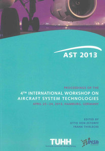 Proceedings of the 4th International Workshop on Aircraft System Technologies | Dodax.ch