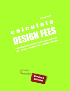Calculate DESIGN FEES - estimating design. calculate quotes. adjust your hourly rate. calculate copyright cost. negotiate contracts. | Dodax.pl