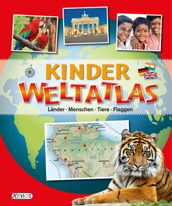 Kinder Weltatlas | Dodax.at