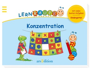 Lernraupe Mini Konzentration | Dodax.at