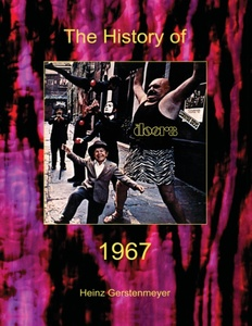 Jim Morrison, The Doors. The History of The Doors 1967 | Dodax.pl