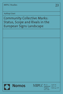 Community Collective Marks: Status, Scope and Rivals in the European Signs Landscape | Dodax.pl