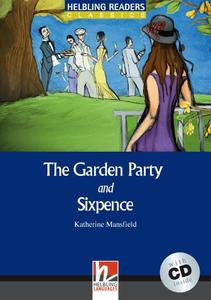 The Garden Party and Sixpence, w. Audio-CD | Dodax.ch
